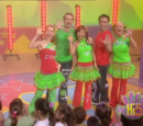 Hi-5 Series 9, Episode 15 (The arts)