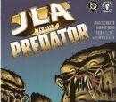 JLA Versus Predator