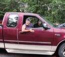 Larry Abraham's Ford F-150