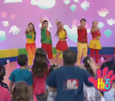 Hi-5 Fiesta Series 1, Episode 15 (The arts)