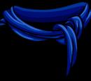Bufanda Abrigada Azul