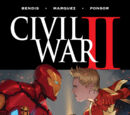 Civil War II Vol 1 1