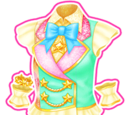 Pink Star Coord/Green Pink Star Coord
