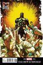 New Avengers Vol 4 12 Black Panther 50th Anniversary Variant.jpg