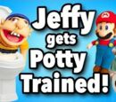 Jeffy Gets Potty Trained!