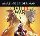 Civil War II: Amazing Spider-Man Vol 1 1
