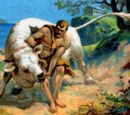 Labor 7: Capure the Cretan Bull