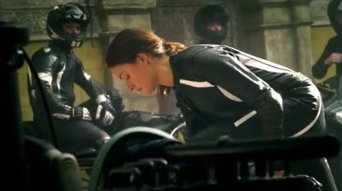 "Mission- Impossible - Rogue Nation - Character Profile- Rebecca Ferguson ""Ilsa Faust"" (Blu-ray)"