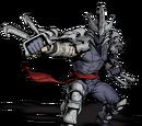 Oroku Saki (IDW video games)