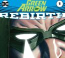 Green Arrow: Rebirth Vol 1 1