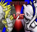 BlackWarGreymon vs. Mewtwo