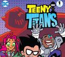 Teen Titans Go!: Teeny Titans Vol 1 1