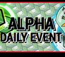 Daily Event: Alpha Event