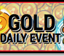 Daily Event: Gold Event