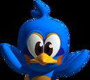 Sonic 3D stock artwork