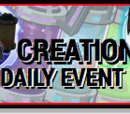 Daily Event: Create Event