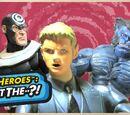 Marvel Super Heroes: What The--?! Season 1 1
