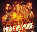 EAW Pain For Pride 9 (2016)