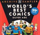 World's Best Comics: The Silver Age DC Archives Sampler