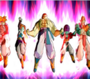 Galaxy Soldiers (Dragon Ball Series)