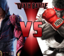 'Tekken vs Street Fighter' themed Death Battles