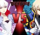 Weiss Schnee vs. Jin Kisaragi