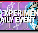 Daily Event: Experiment Event