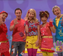 Hi-5 Series 10, Episode 6 (Different families)