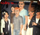 Ability to...