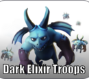 Dark Elixir Troops
