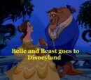 Belle and Beast's Ohanna