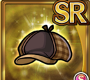Deerstalker Hat (Gear)