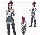 Macross Δ Characters