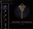 Main Hallway Key