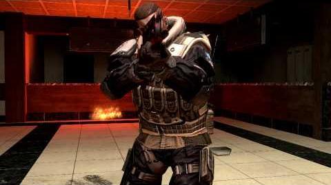 -A.V.A- Alliance of Valiant Arms Skull Camo Mask