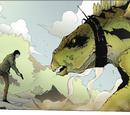 Dangerous Games dinosaurs
