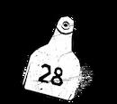 Бирка скотобойни 28