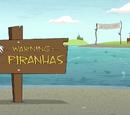 Piranha Lake