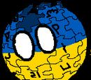 Ukrainian Speaking Countryball