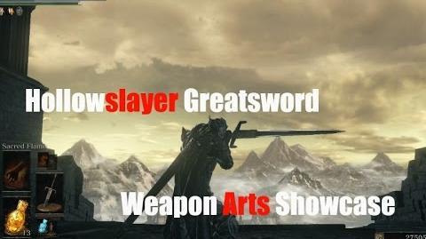 Dark Souls III: Boss Soul Weapons