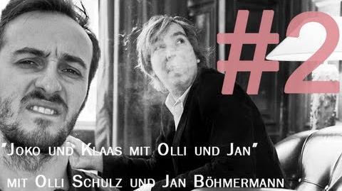"""""""Joko & Klaas mit Olli & Jan"""" Die Relativität des Glücks"""