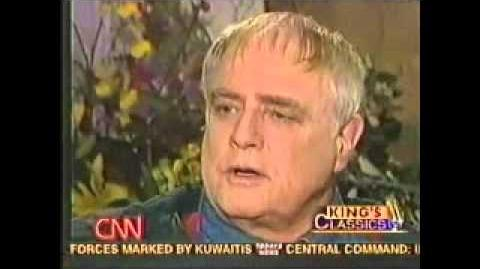 Marlon Brando Interview - 'Larry King Live' (1994)
