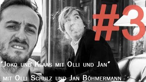 """Joko & Klaas mit Olli & Jan"" Selbstzweifel"