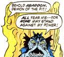 Abaddon (Terra-S)