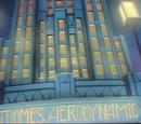 Toomes Aerodynamics