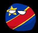 Republic of the Congoball (Léopoldville)