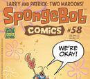 SpongeBob Comics No. 58