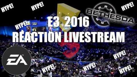 E3 Livestream