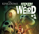 Disney Kingdoms: Seekers of the Weird Vol 1
