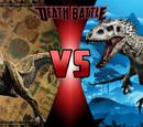 Deviljho vs. Indominus Rex